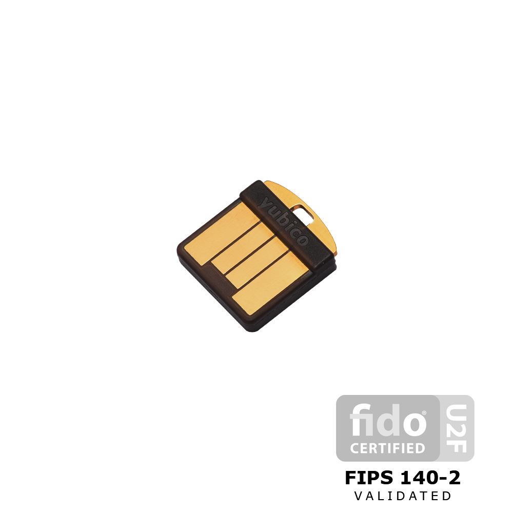 The YubiKey Nano FIPS